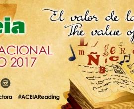 ACEIA conmemora el #DiaDelLibro2017