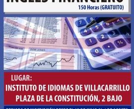 Ya disponible información del Curso de Inglés Financiero